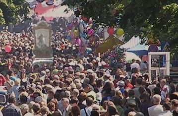 Lei nº 13.130 - Caminhada com Maria vira Patrimônio Imaterial Nacional