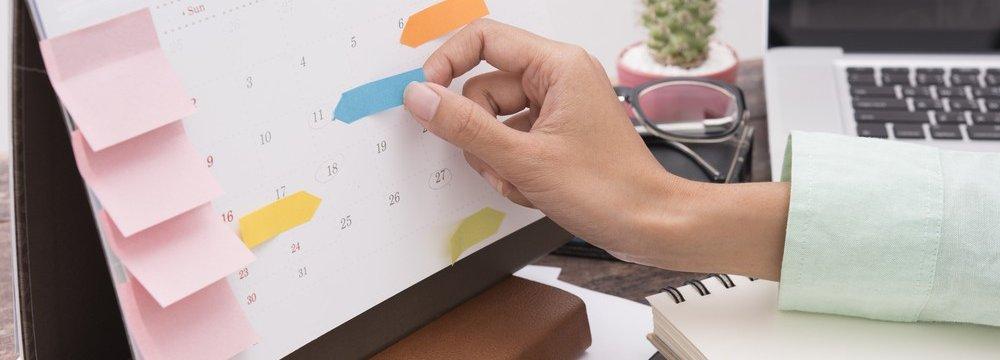 Veja 5 dicas para organização no trabalho