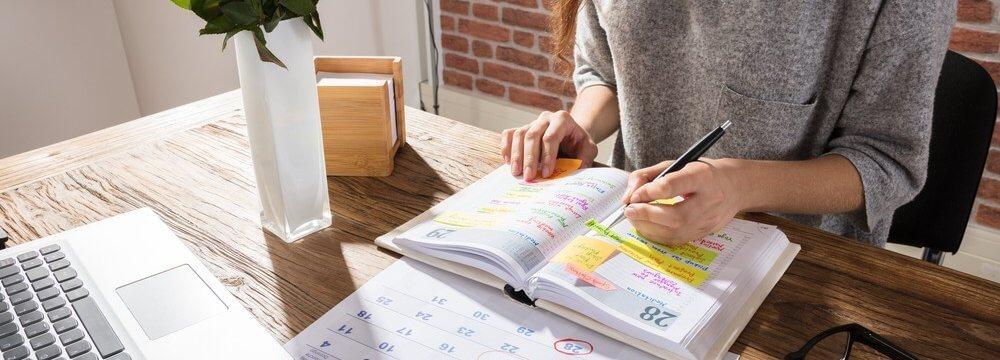 Limite o Tempo de Cada Tarefa e Organize a Agenda de Trabalho