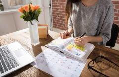 Como Organizar a Agenda de Trabalho