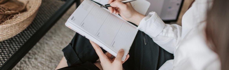 Entenda Como Organizar Agenda de Trabalho